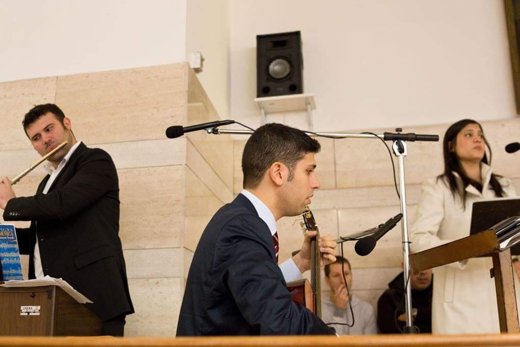 Fabrizio, Emanuele, Francesca