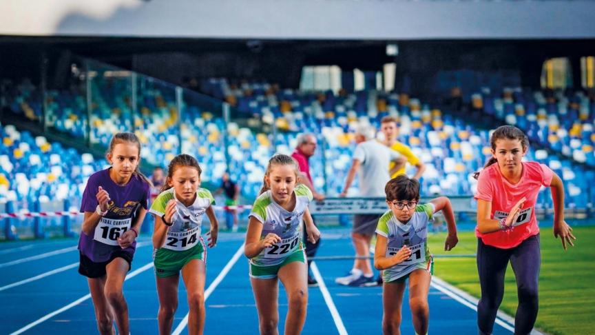 Sport e felicità