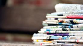 Il mercato dei giornali