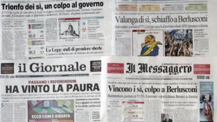 Gedi, Exor e la stampa italiana