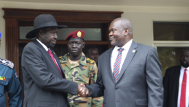 Sud Sudan, il difficile cammino di pace