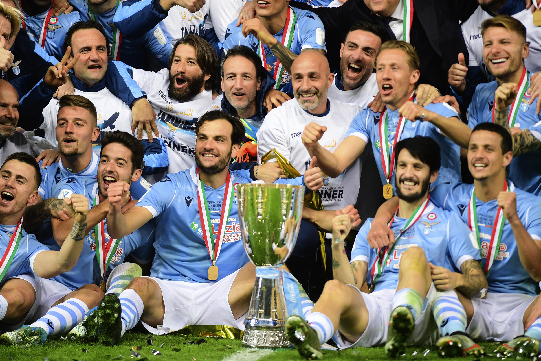 La Lazio conquista la Supercoppa 2019