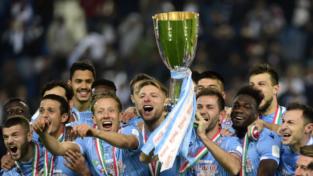 Lazio, la Supercoppa sotto l'albero