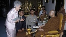 Un gran maestro di vita, Ajahn Thong
