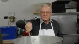 Dino Impagliazzo, lo chef dei poveri diventa commendatore