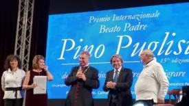 """Il premio """"Beato Padre Pino Puglisi"""""""