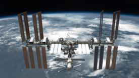 Buone notizie dalla Stazione Spaziale Internazionale
