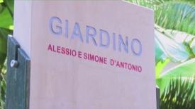 Un giardino per Alessio e Simone, riscatto di una città