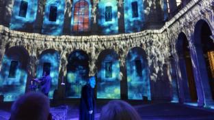 Leonardo e il diluvio virtuale a Firenze