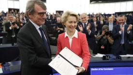 Europa, mille miliardi per il piano verde