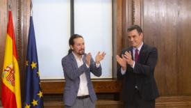 Spagna, un governo in regalo