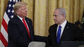 """Trump e """"l'accordo del secolo"""" per Gerusalemme"""