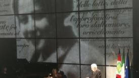 Mattarella, il discorso per il centenario di Chiara Lubich