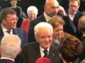 Il presidente Mattarella a Trento per Chiara Lubich