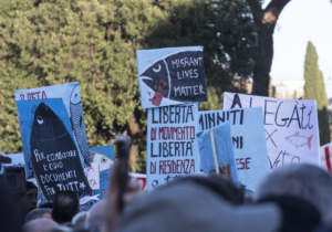 Foto LaPresse - Andrea Panegrossi