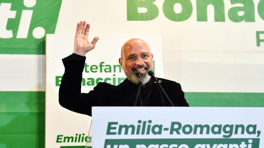 Emilia Romagna al centrosinistra, in Calabria trionfa il centrodestra, crollo del M5S