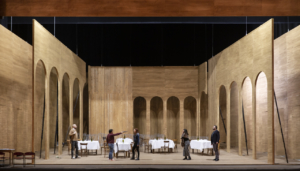 "Prove de ""I capuleti e i Montecchi"" ph Yasuko Kageyama"