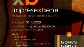 Imprese x bene a Pisa, verso un'economia diversa