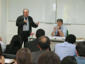 Nel 2009, 2010 e 2011 Romano Prodi ha tenuto lezioni a Sophia