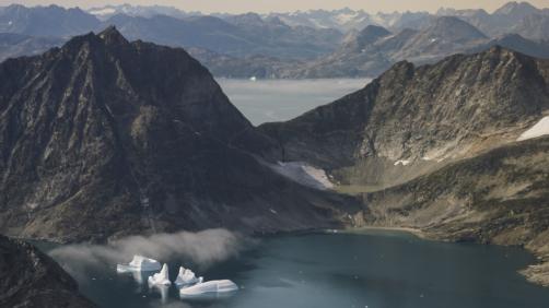 L'Antartide si sta sciogliendo (AP Photo/Mstyslav Chernov, File)