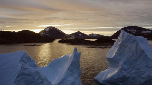 L'Antartide si sta sciogliendo (AP Photo/Felipe Dana)