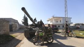 La crudele sfida di Idlib