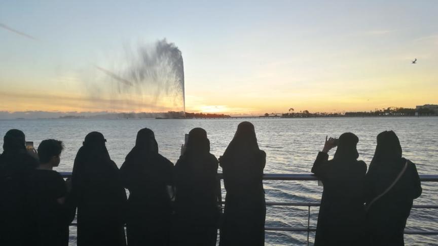 L'Arabia Saudita che si apre