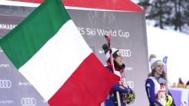 Brignone-Goggia: l'oro rosa dello sci italiano