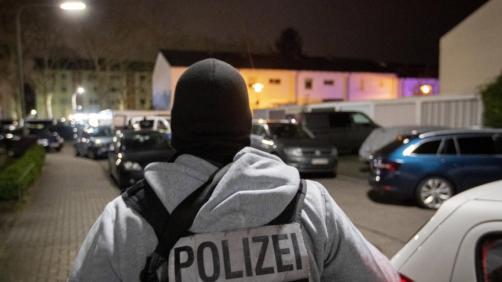 Germania, strage ad Hanau (AP Photo/Michael Probst)