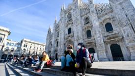 Pensieri da Milano, il cambio di ritmo di una città in attesa