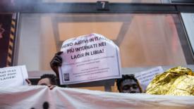 Lo scandalo dell'accordo Italia-Libia