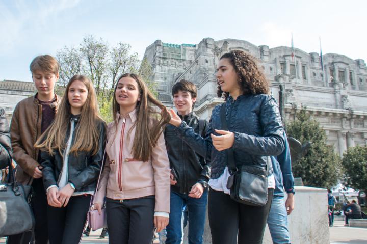 Gli Adolescenti E Il Conformismo Citta Nuova Citta Nuova