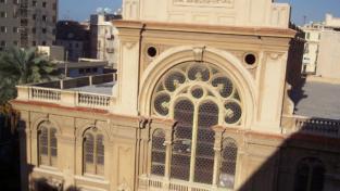 In Egitto torna a splendere una storica sinagoga