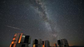 I cieli del Cile, finestre sul cosmo