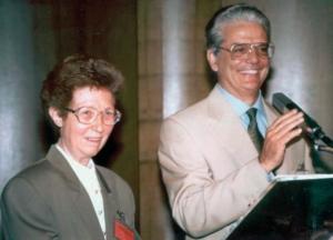 Claretta Dal Rí e Carlos Clariá (Dialogo con gli amici di convinzioni non religiose)
