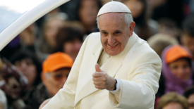 Papa Francesco, cento come lui