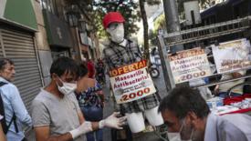 America Latina e coronavirus, basteranno i letti in ospedale?
