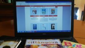 Coronavirus, le riviste di Città Nuova restano a casa con te!