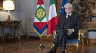 Mattarella all'Europa: serve solidarietà, nessuno resti indietro