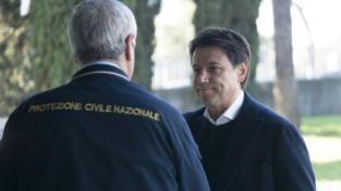 L'Italia sul fronte coronavirus