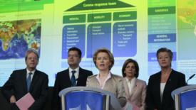 Coronavirus: una task force dell'Unione europea