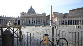 L'Italia si ferma per la pandemia da coronavirus