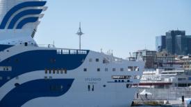 Coronavirus, pronta la nave-ospedale a Genova