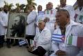 Quei camici bianchi da Cuba nella Lombardia assediata dal coronavirus