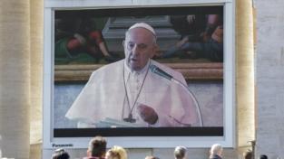 Papa Francesco ai giovani: cambiate il mondo coi vostri sogni