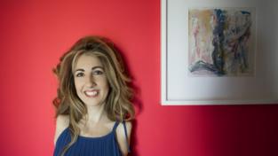 Simona Atzori: sono una fabbricatrice di sogni