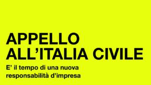 Coronavirus, appello all'Italia civile