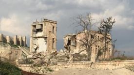 Viaggio in Siria ad Aleppo