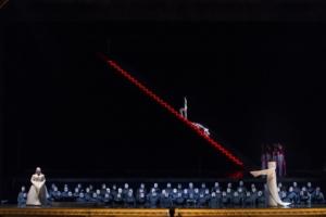 CARMINA BURANA - TEATRO SAN CARLO 2013 coregrafia Shen Wei