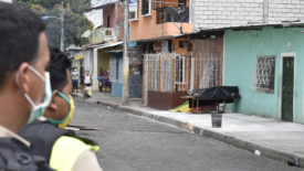 Covid-19: i morti in strada dell'Ecuador